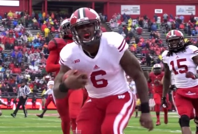 Wisconsin RB Corey Clement